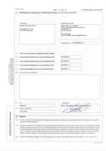 Anzeige nach §53 KrGW