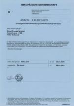 EU-Lizenz