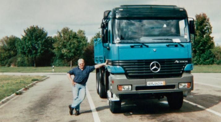Torsten Renkel tritt 1993 in die Firma Wetzel ein, und führt sie in dritter Generation fort