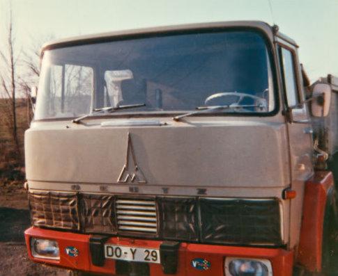 LKW der Magirus Deutz in den 1970er Jahren