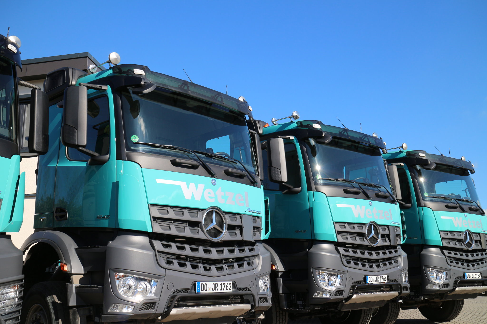 Wetzel Transporte GmbH Dortmund