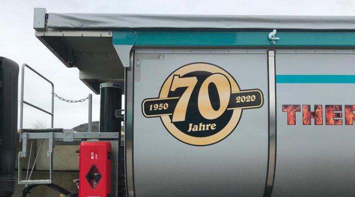 70 Jahre Firma Wetzel Transporte Dortmund